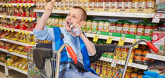 Coles caters for shoppers with additional needs