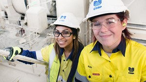Students gain industry insights and training at WesCEF