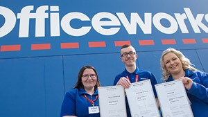 Officeworks develops future leaders