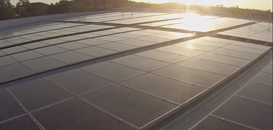 Bunnings' Alice Springs solar PV system